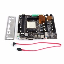 A780 Practical Desktop PC Computer Motherboard Mainboard AM3 Supports DDR3 Dual Channel AM3 16G Memory Storage Hot Dropshipping(China)