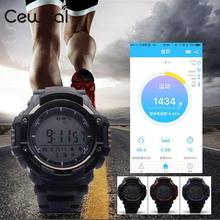 Cewaal Men Android Smart Watch Waterproof Sport intelligent Watch pulsometer Activity Tracker Connected phone watch PK NO.1