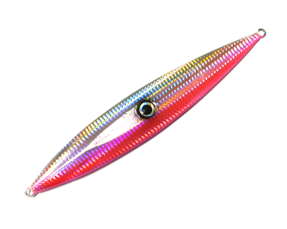 Anmuka Lead Jig Iron Plate Fishing Lures 420g Artificial Lure Metal Fish with 3D Eyes Lead Fish Lure<br>