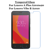 "Buy Lenovo Plus A+ A1010a20 Tempered Glass 9H 2.5D Premium Screen Protector Film Lenovo Vibe B A1010 A2016 A20 1010 4.5"" for $1.49 in AliExpress store"