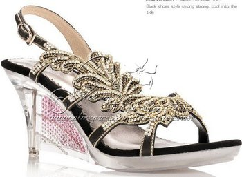 Sandálias das mulheres