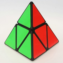 Shengshou Triangle Pyramid Pyraminx Magic Cube Speed Puzzle Twist Cubes Educational Toys For Children Kids cubo magico Gifts