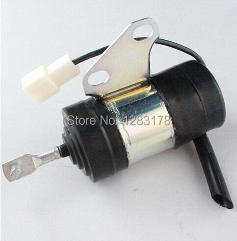 brand new 16851-60014 for Kubota Stop Solenoid,fuel shut off solenoid<br>