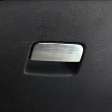 stainless steel trim storage box decoration cover for Mitsubishi Outlander ASX