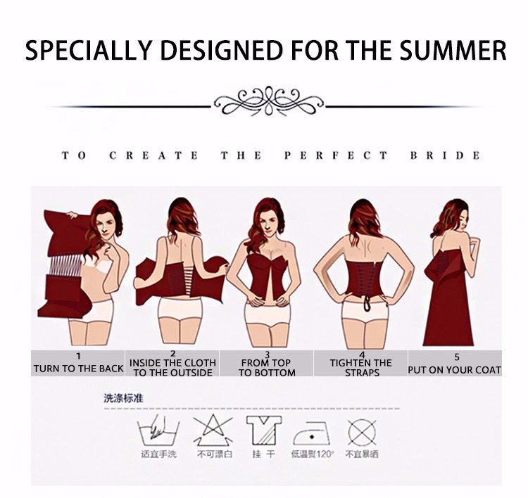 How to wear corset