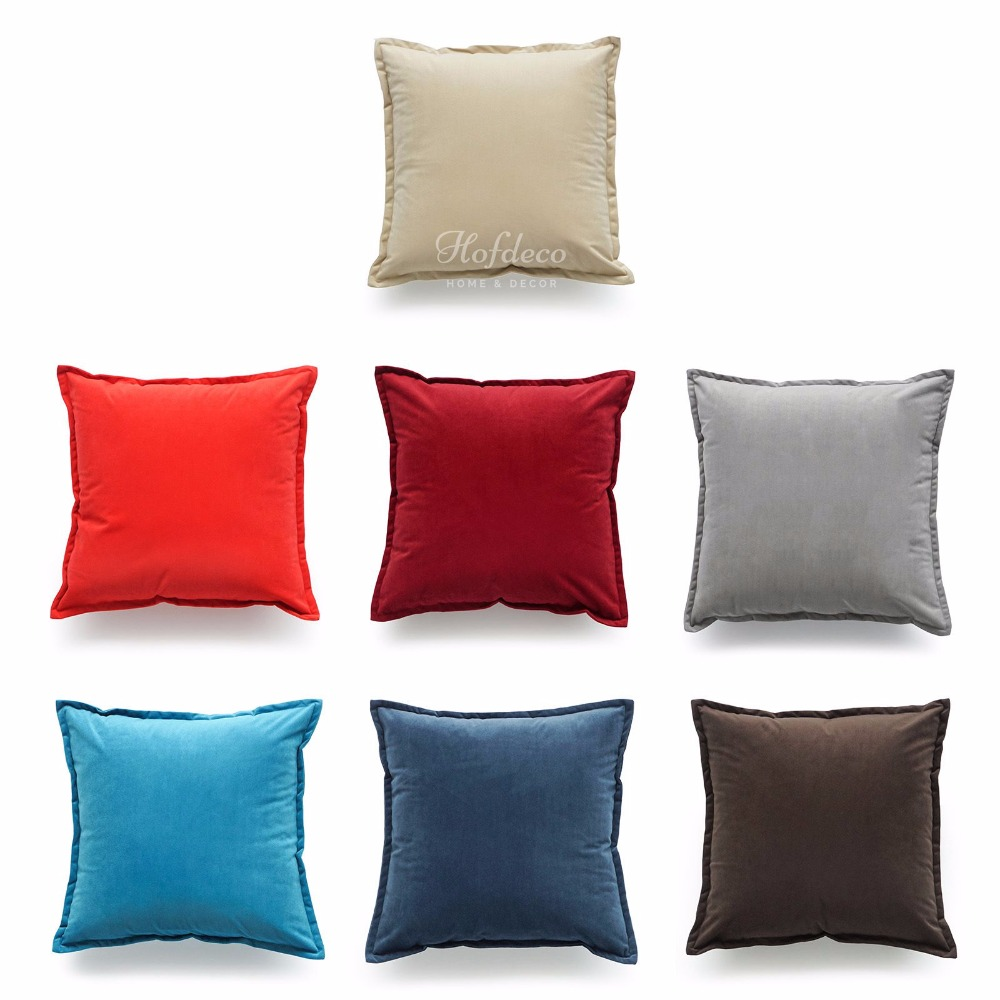special offer of grey cushion cover in