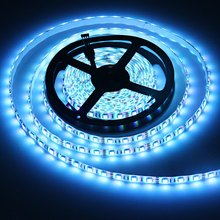 Premium 300 SMD 5050 RGB LEDs DIY Strip Light IP65 Water Resistant 5m 72W Magic Strip Lamp with DC Controller 12V for Decoration