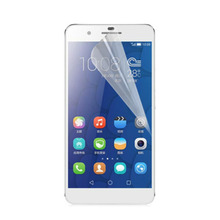 Anti-Glare Set 3Pcs for Huawei Honor 6X/Huawei Honor 6 plus Screen Protector Film Power Support for Honor 6X Free Shipping(China)