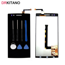 "DRKITANO For OPPO Find 5 X909 LCD Display Touch Screen Digitizer Assembly Replacement +Tools 1920x1080 For 5.5"" OPPO X909 LCD"