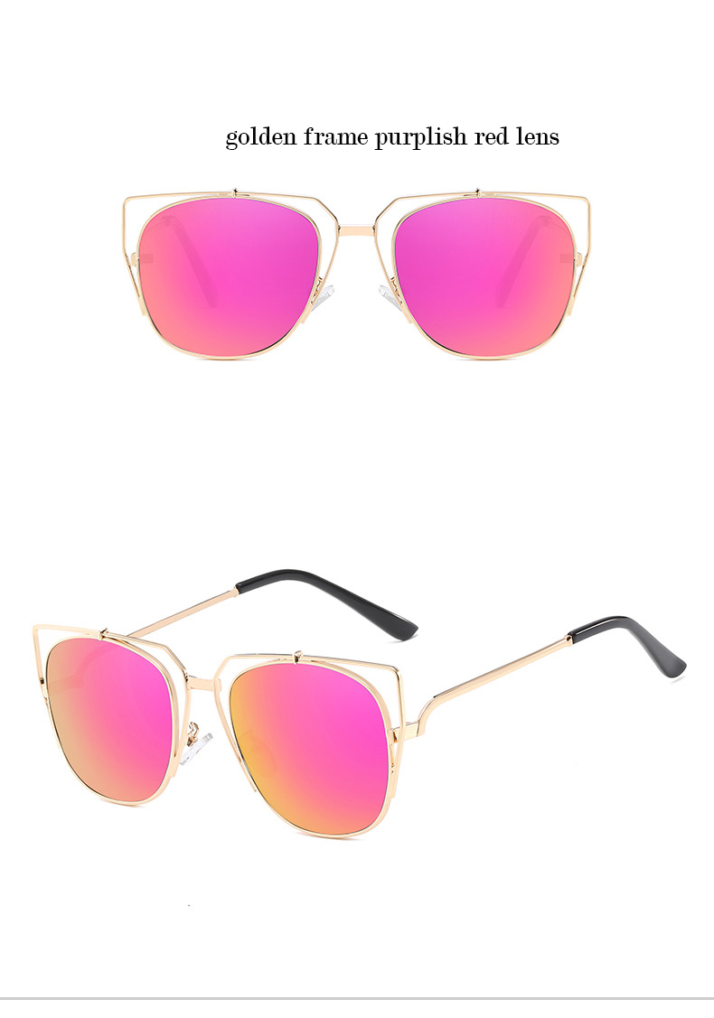 2018 Square Oversized Sunglasses Women Fashion Sun Glasses Lady Brand Designer Vintage Shades Gafas Oculos de sol UV400 cj2252