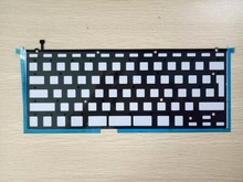 Replacement New Laptop Keyboard UK Layout For Apple Macbook Pro Retina 13'' A1502 Keyboard Backlight 2013 2014 2015 Year