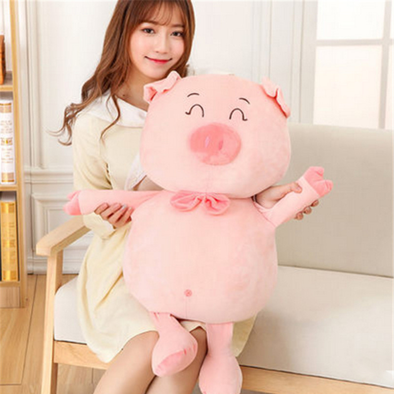 giant stuffed animals pig toys 3