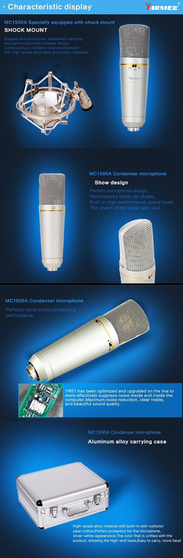 Professional Studio Microphone 5