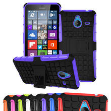 Effelon For Microsoft Nokia Lumia 640 Coque Case Armor Shockproof Cover For Nokia Lumia 640 XL 640XL Protective cell Phone Case(China)