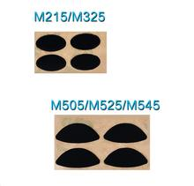 Pack of 2 3M Mouse Skates / Mouse Feet Pads for Logitech V320 V450 M505 M525 M545  / M310 M325 M215  TEFLON 0.6mm thickness