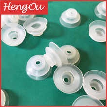 100 PCS Good Quality Silicon Rubber Sucker For Printing Machine