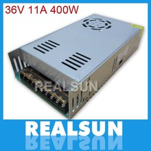 36V 11A 400W Switching Power Supply Driver Switching For LED Strip Light Display 110V/220V free shipping