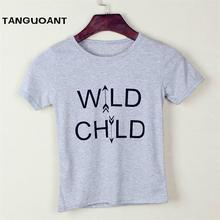 New Design Boy Clothing 2017 Summer Letter Short Sleeve Boys T Shirt High Quality Kids Girl Tops T Shirt Children Clothes