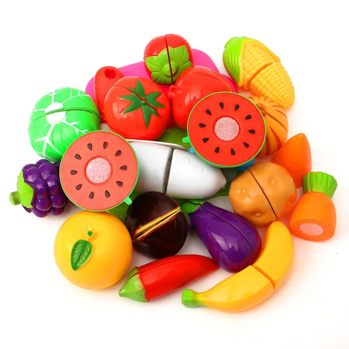 Поделки игрушечная еда овощи фрукты