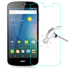 Tempered Glass For Acer Liquid Z520 Z530 Z530S Z630 Z630S Screen Premium Tempered Glass Anti Shatter Toughened Protector Film(China)
