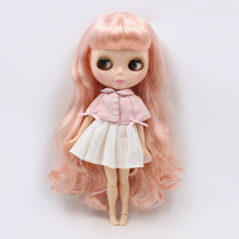 blyth dolls joint body doll hair for doll girl doll factory blyth nude Suitable for collection gifts makeup Special offe