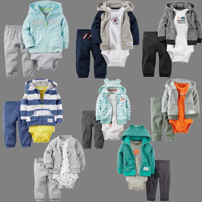 Hot Sale Children Baby Boy Girl Clothes Set ,kids Bebes Clothing Set ,Football, Baseball Newborn Baby Boy Casual Wear<br><br>Aliexpress