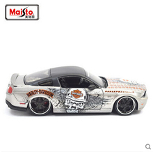 Maisto 1:24 2011 Mustang GT HD #32170  Diecasts Collection Scale Car Models