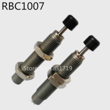 SMC type RBC1007 pneumatic oil pressure buffer Hydraulic damper M10*1