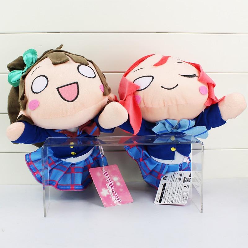 12 30cm Love Live! School Idol Project Plush Kotori Minami Maki Nishikino Figures Stuffed Plush Soft Dolls Toys Great Gift<br><br>Aliexpress