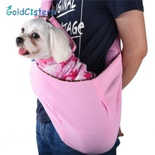 Pet Carrier Carrying Cat Dog Puppy Small Animal Sling Front Carrier Mesh Comfort Travel Tote Shoulder Bag Pet Backpack(China)