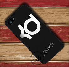 Basketball Star Kevin Durant KD case for iphone X 4 5 SE 5c 6s 7 8 plus Samsung s3 s4 s5 mini s6 s7 s8 edge plus Note 3 4 5 8(China)