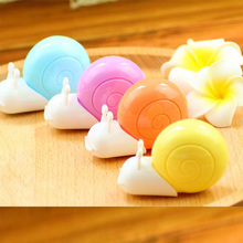 1 x cute animal snails correction tape material escolar kawaii stationery office school supplies papelaria 6M(China)