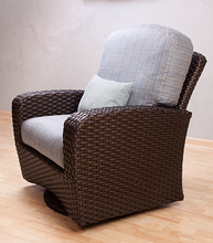 NEW!LUXURY Desgin SWIVEL GLIDER(China)