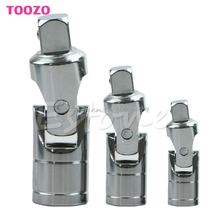 "Universal Joint Set 1/4"" 3/8"" 1/2"" Ratchet Angle Extension Bar Socket Adapter #G205M# Best Quality"