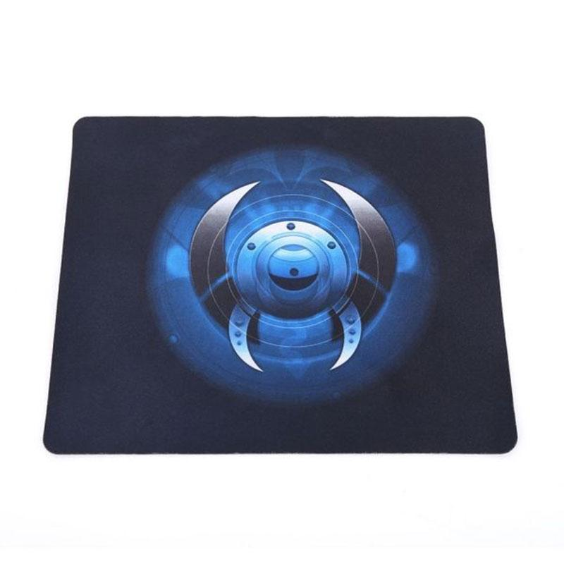 Anti-Slip Black Slim Square Mouse Pad Mousepad Mousemat Game Mouse Pad Mat Speed EVA For PC Laptop Notebook(China (Mainland))