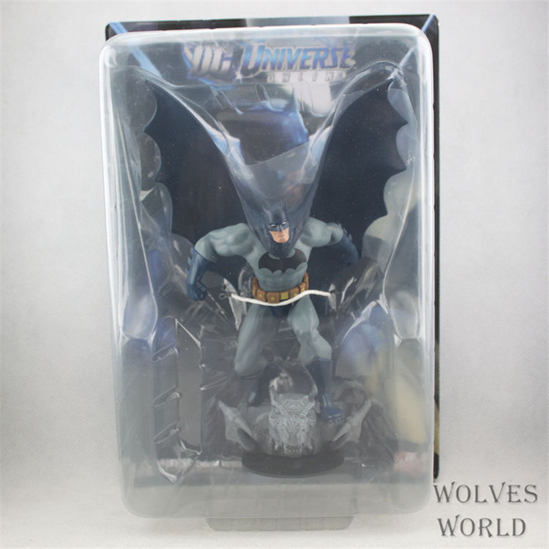 DC Comics Superhero Batman The Dark Knight Rises Brinquedos Figurine PVC Action Figure Juguetes Model Doll Kids Toys 820cm <br>