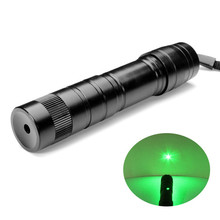 JSHFEI 532nm green laser pointer 200mW free shipping high power burn match wholesale LAZER(China)