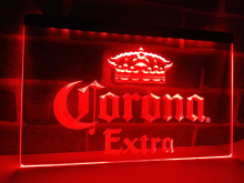 LE013- Corona Extra Beer Bar Pub Cafe   LED Neon Light Sign  home decor  crafts