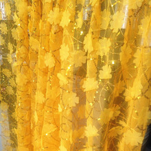 Boutique Sequins Fabric Chiffon Flower Piece Of Gauze Net Stereo Lace Manual Nail Bead Piece Flower Embroidery Lace Fabric