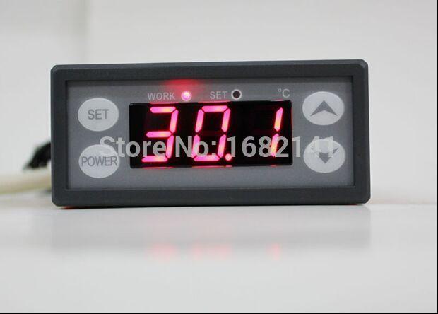 WH9002B DC 24V Reptile Egg incubator farming 0.1 deg C high Accuracy Thermostat Regulator temperature controller with Sensor<br><br>Aliexpress