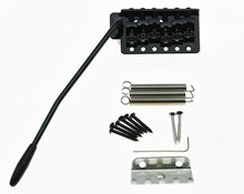 Black ST Strat Style Guitar Tremolo Bridge Locking System for Stratocaster