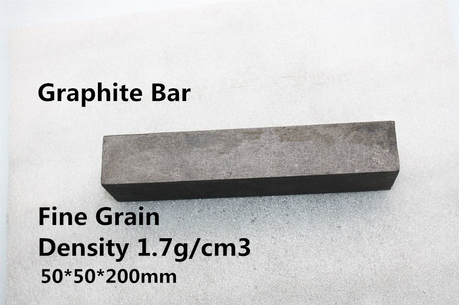 Fine Grain Graphite Bar   GERB5050200       , Electrodes for EDM<br>