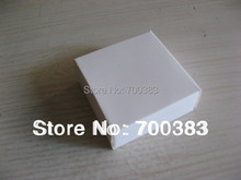 10 PCS The White USB Box Paper packaging White Paper Gift Box Electronic product packaging Size 1.97x1.97x0.79 inch 50x50x20MM