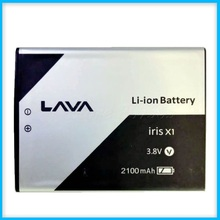 IRIS X1 Battery, High Quality Phone Replacement Li-ion Battery for  IRIS X1 2100mAh Battery