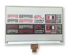 7.5 inch There Color Eink SPI E-Paper LCD Display Screen 640*384
