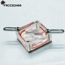 FREEZEMOD Adjustable north bridge / graphics card general water cooling block copper liquid cooling block.BQ-5285N