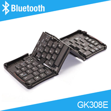 [Free DHL] Original Geyes GK308E Four-Folding Bluetooth Keyboard for IOS/Windows/Android High Quality - 60pcs