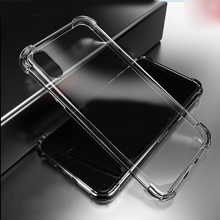Jetjoy For Apple iPhone X Ten 10 Silicone Case Hybrid Clear Air Cushion Armor Soft Rubber Shockproof Slim Phone Cases Covers(China)