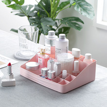 Buy 1pc Acrylic Makeup Organizer Women Storage Box Cosmetic Jewelry Display Rangement Box for $14.24 in AliExpress store