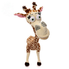 35cm lovely baby plush toy children giraffe plush doll kawaii baby giraffe doll soft kids toy children birthday gift